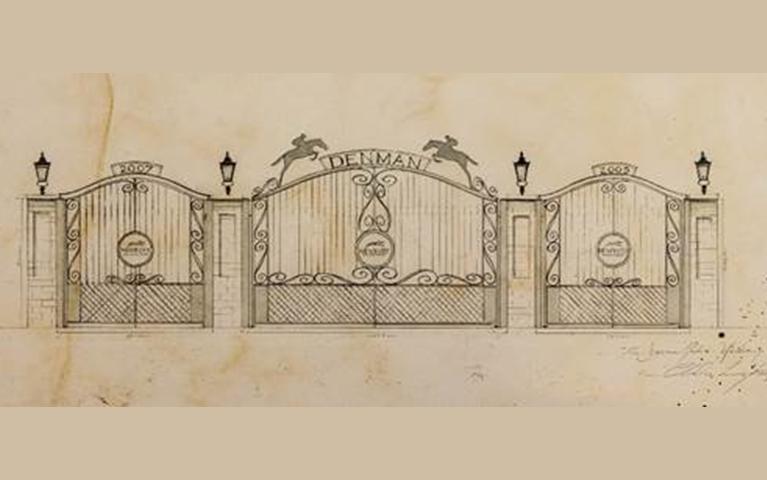Denman Gate